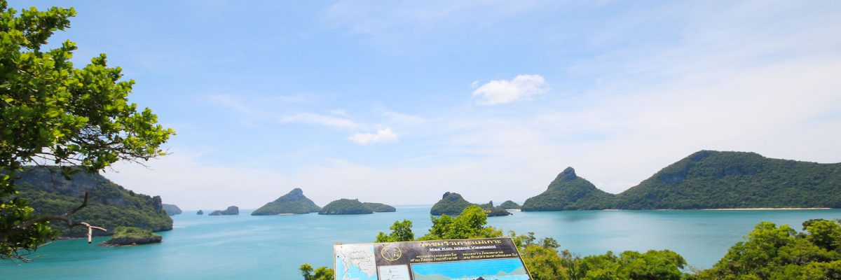 Angthong Marine National Park 3